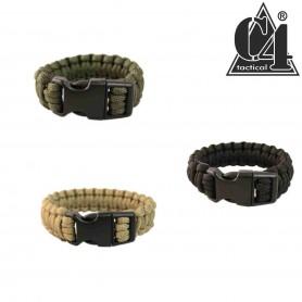 Bracelet Para de survie 15mm